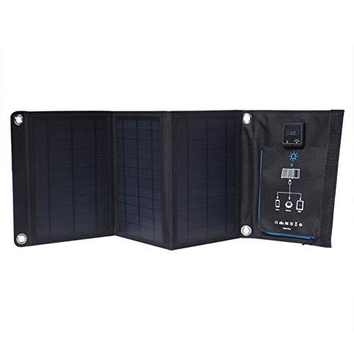 WNTHBJ 5V 18W oplader op zonne-energie, USB-aansluiting, hoogwaardige fotovoltaïsche module, familie reizen (PC 1)