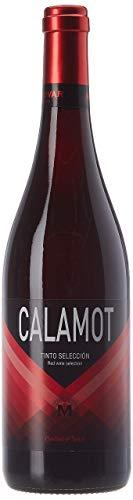 Calamot Tinto - Vino Tinto, 750 ml