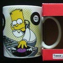 Bart Simpsons Tasse Keramik -The Simpsons- 320ml