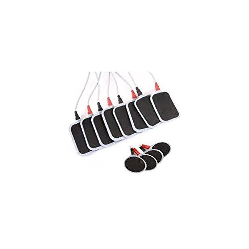 ロール学生ソーセージキャビテーション複合機専用EMSパッド(丸型)
