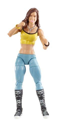 WWE - Catch - Figurines articulées - Série 24 - AJ