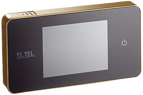 TELESE E0426-40 Digitaler Türspion, Gold