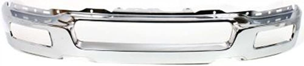 New Body Style Chrome F-150 04-06 FRONT BUMPER To 8-8-05 w// Fog Light Holes