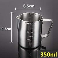 コーヒーミルク泡立てジャグエスプレッソコーヒーピッチャーカップバリスタクラフトコーヒーラテミルク泡立てジャグピッチャーコーヒーツール