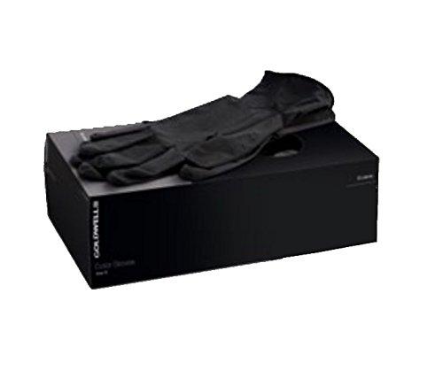 Goldwell Färbehandschuhe L (noir) Boîtier 50