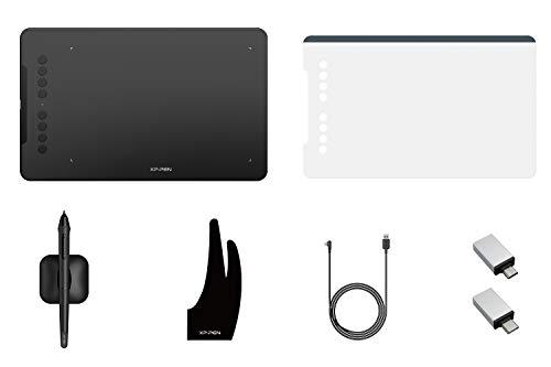 XP-PEN ペンタブレット ペン入力 お絵描き入門モデル XP-PENペンタブ Deco01 V2