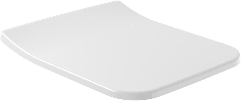 Villeroy & Boch Venticello WC-Sitz Slimseat mit softclosing und Quickrelease-Funktion, 9M79S101, Erhltlich ab herbst 2014