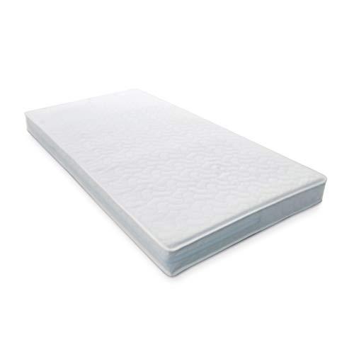 Ickle Bubba Pocket Sprung Cot Bed 140 x 70 x 10cm Mattress