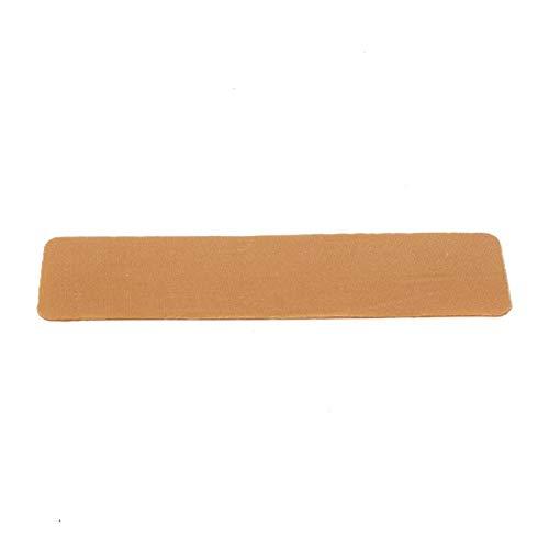 Lámina de silicona resistente a la presión transparente para reparación de cicatrices de cesárea(Breathable skin color silicone sticker)