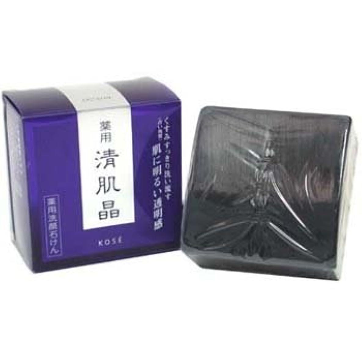 生息地浮浪者舌コーセー 薬用清肌晶 ソープ(リフィル) 120g [並行輸入品][海外直送品]
