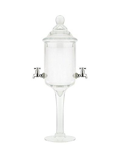 Bonnecaze Absinthe & Home Glas Absinthe Brunnen, 2Ausgiesskerben