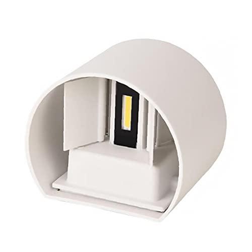 chengbaohuqu Luz Al Aire Libre Porche Pared Impermeable De Aluminio Ajustable De Habitaciones Led Pared De La Lámpara para El Patio De La Casa Decoración