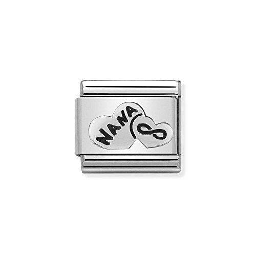 Nomination Women Stainless Steel Bead Charm - 330101/19, Multicolour