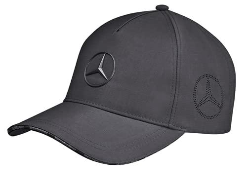 Mercedes-Benz Cap anthrazit, 100% Polyester, Unisex
