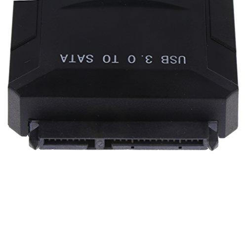 P Prettyia USB 3.0 zu Sata 2,5 '' 3,5 '' Festplatte HDD Ssd Converter Kabel Adapter