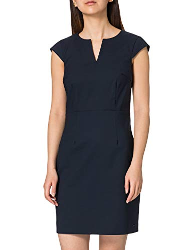 TOM TAILOR mine to five 1024788 Business Vestido, Sky Captain Blue 10668-Juego de Mesa [Importado de Alemania], 38 para Mujer