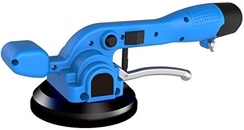 MFFACAI Máquina de Mosaico para Azulejos, máquina vibradora Inteligente Máquina de instalación de Azulejos Recargables Herramienta automática de colocación de Piso Adsorción máxima de 100 kg