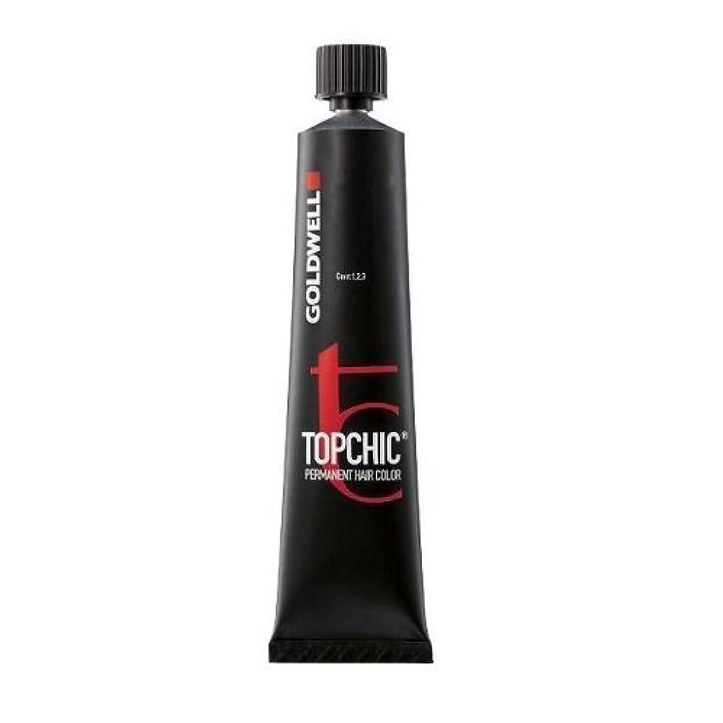 成功インシュレータ農業のGoldwell Topchic Professional Hair Color (2.1 oz. tube) - 3NA by Goldwell