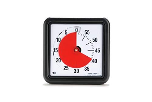 Time Timer Countdowklok 18 cm 8 inch, JAC5008