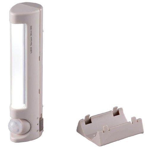 ムサシ RITEX LEDセンサースリムDX 乾電池式 ASL-050