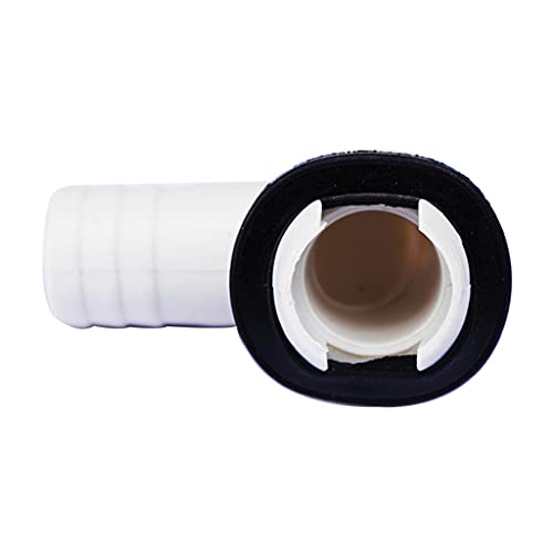 MYBOON Adattatore per Tubo di Scarico 19 mm/0,75 Pollici con Anello in Gomma Maggiore Tenuta per condizionatore d'Aria Ambiente