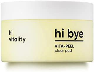 [Banila Co] Hi bye Vita Peel Clear Pad 40 sheet/85 ml