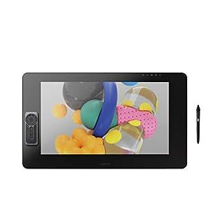 Wacom Cintiq Pro 24 Touch Tablet (24 Zoll Grafik-Touch-Display mit 4K Auflösung & integriertem Standfuß, inkl. Pro Pen 2 Stift mit verschiedenen Ersatzspitzen) (B07CNTWVJG) | Amazon price tracker / tracking, Amazon price history charts, Amazon price watches, Amazon price drop alerts