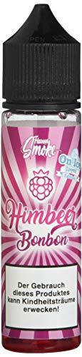 Flavour Smoke Aromakonzentrat Himbeerbonbon ICE, Shake-and-Vape zum Mischen mit Basisliquid für e-Liquid, 0.0 mg Nikotin, 20 ml