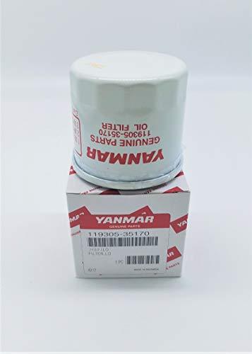 Yanmar Ölfilter für GM-Serie, YM-Serie, 3JH, original 119305-35170 ersetzt 119305-35151