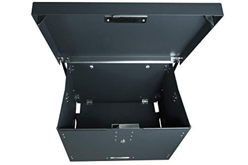 anytime Box – faltbarer Paketkasten aus Stahl - 4