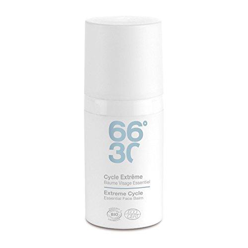 66°30 Organic - Cycle Extrême - Baume Visage Essentiel - 50ml