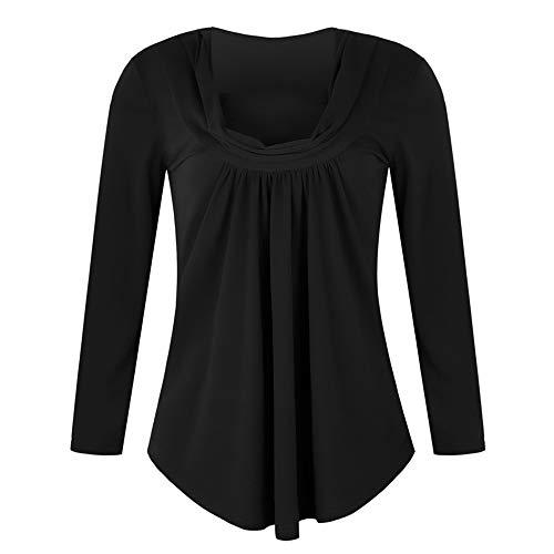 Primavera y Verano Moda Nueva Manga Larga Mujer Falda Corta Casual Suéter Cuello V Impresión Vestido