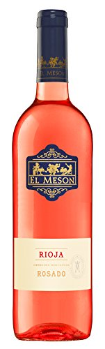 6x 0,75l - 2018er - El Meson - Rosado - Rioja D.O.Ca. - Spanien - Rosé-Wein trocken
