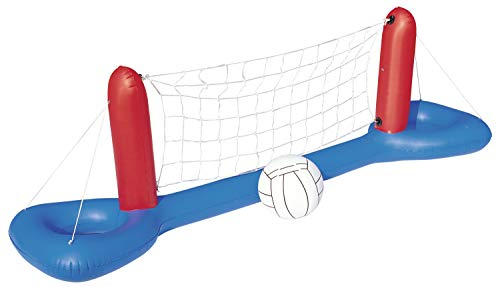 Bestway 52133 - Red Hinchable Voleibol 64x244 cm