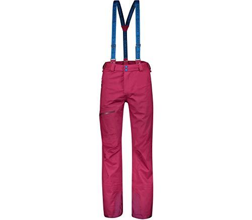 SCOTT Explorair 3L Hommes Pantalon Ski L Rouge L