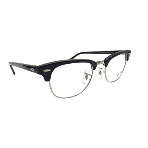 レイバン シニアグラス 老眼鏡 メガネ Ray-Ban(レイバン)RX5154 2000(49)UVカットレンズ付き (ブルーライト対応+4.00)