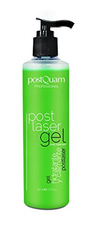Postquam - Post Laser   Gel con Aloe Vera para despues de la Depilacion Laser - 200 ml