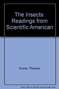 The Insects (Readings from Scientific American) 0716700468 Book Cover