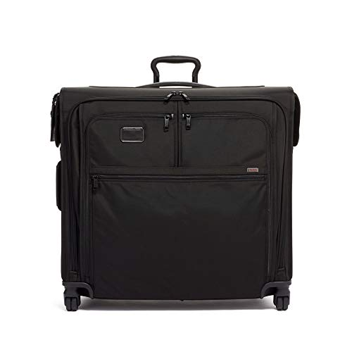 Tumi Alpha 3 Extended Trip 4 Wheeled Garment Bag Black One Size