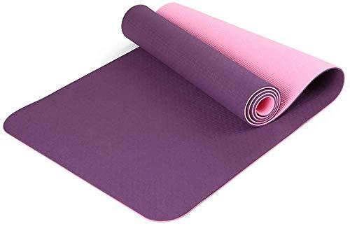 DANSD Yogamattentuch mit Anti-Rutsch-Mechanismus Anti-Rutsch-Licht reisefreundlich