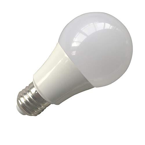 Luci a LED 10pcs Plastica Rivestito 7W Ha Condotto La Lampadina 14 Di Alluminio Plastificato 5630 CE ROHS Lampadina Principale (Size : 6500K(Cool white))
