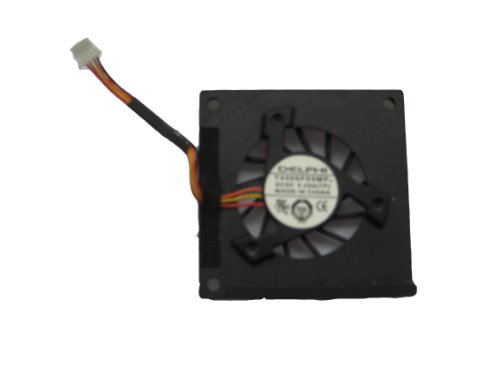 LotFancy CPU-Kühlgebläse (für Asus EeePC Eee PC 700 / 701 / 701SD / 800 / 900 / 901 / 904HA / 904HD / 1000 / 1000H / 1000HA / 1000HD / 1000HE / 1001HA / 1002HA / 1005H / 1005HA / 1008HA / 8G / 4G / 2G Serie, Kompatible Teilenummern: BSB04505HA -8D1H / T4506F05MP / HY45Q-05A / H341A15G / 4FP4SHX / MCF-G04P05-1, DC5 V, 0,25 A )