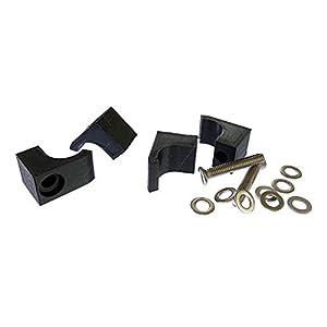 4 unids pedal montaje hebilla conector kit fijación accesorio para Thrustmaster T3pa Logitech G27 G29 pedal para…