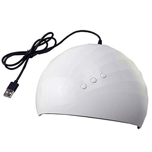 HOTPINK1 36W UV-Trockner UV-Harz Schnelle UV-Härtungslampe USB Charge Jewelly Making Tools