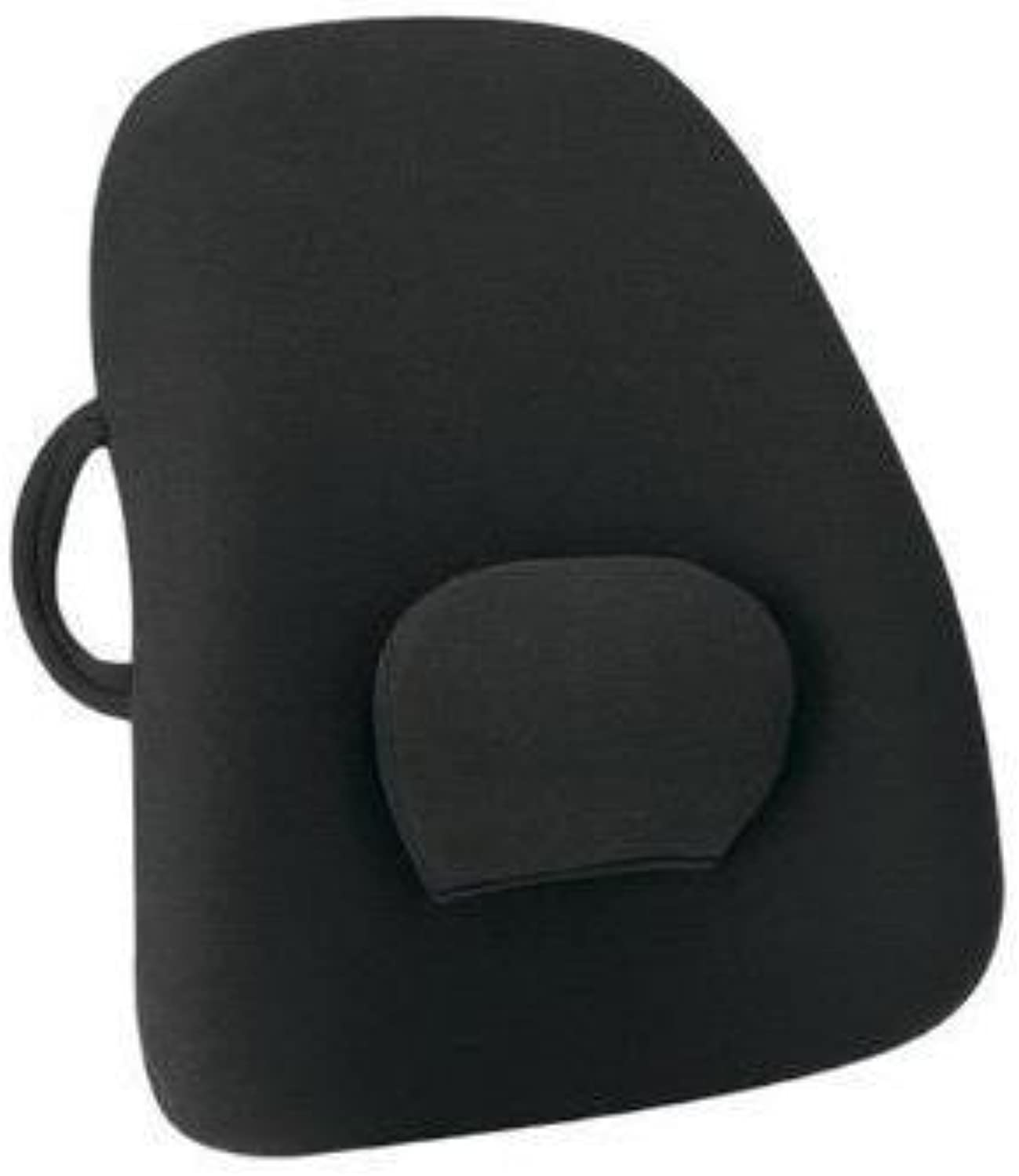 Ergonomic Orthopedic Back Support Backrest  Improves Posture, Relieves Back Pain & Discomfort, Includes Adjustable Lumbar Pad  by BodyHealt BHLS101