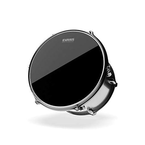 Parche hidráulico negro para tambor de 10 pulgadas (254 mm) Hydraulic de Evans TT10HBG 3