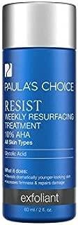 Paula's Choice Resist Weekly Resurfacing Treatment With 10% Aha (60ml)