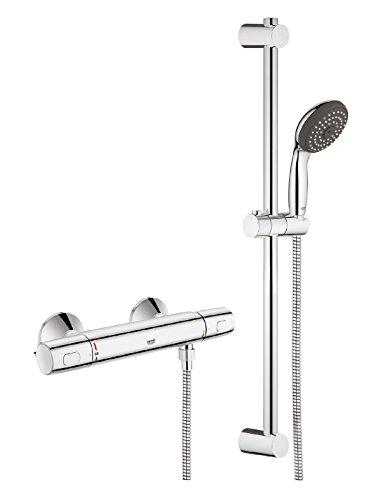 Grohe 09488 7 Precision Trend Renovierungs-Set 34237001, Chrom