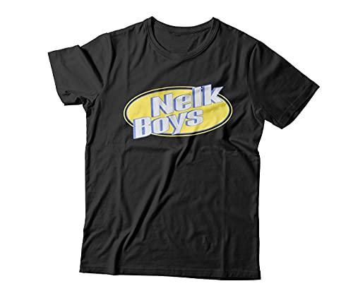 MatrixTee Nelk Boys Merch Logo Men Women - Kid Youth Shirt, T-Shirt, Hoodie, Sweatshirt, Long Sleeve Black