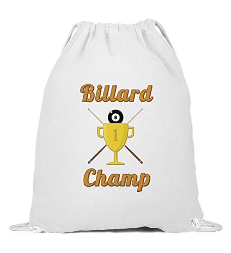 Bolsa de deporte para billar Champion, ganador de competición